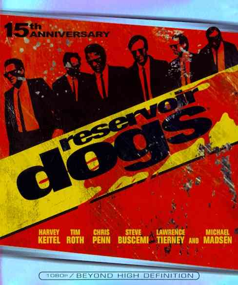 RESERVOIR DOGS BY ROTH,TIM (Blu-Ray)